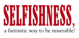 selfishness 2
