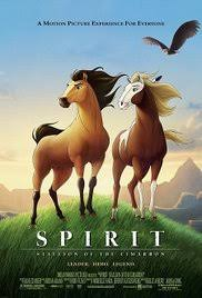 Spirit cover page